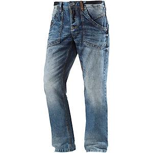 TIMEZONE Claymore Straight Fit Jeans Herren used denim