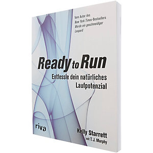 Riva Kelly Starrett Ready to Run Buch -