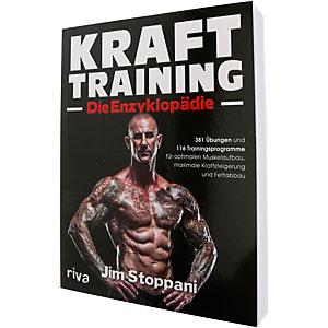 Riva Jim Stoppani - Krafttraining Buch -