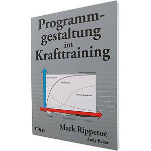 Riva Programmgestaltung im Krafttraining Buch -