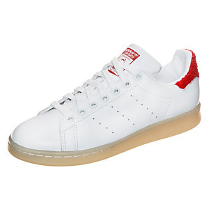 adidas Stan Smith Sneaker Damen weiß / rot