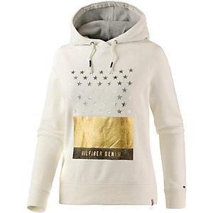 Tommy Hilfiger Sweatshirt Damen ecru/gold