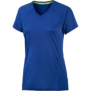 Brooks Distance Laufshirt Damen blau