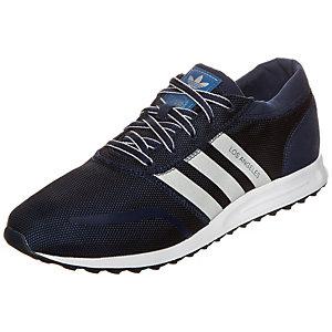 adidas Los Angeles Sneaker Herren blau / silber