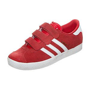 adidas Gazelle 2.0 CF Sneaker Kinder rot / weiß