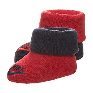 Nike Futura Babysocke Kinder blau / rot