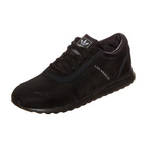 adidas Los Angeles Sneaker Kinder schwarz