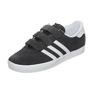 adidas Gazelle 2 CF Sneaker Kinder grau / weiß