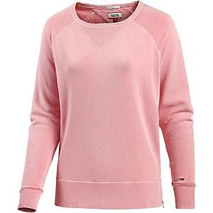 tommy hilfiger sweatshirt damen rosa im online shop von. Black Bedroom Furniture Sets. Home Design Ideas