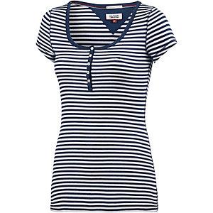tommy hilfiger t shirt damen blau wei im online shop von sportscheck kaufen. Black Bedroom Furniture Sets. Home Design Ideas