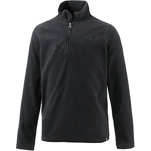The North Face Fleeceshirt Kinder schwarz