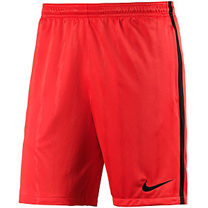 Nike Squad Funktionsshorts Herren orange/schwarz