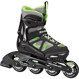 ROLLERBLADE Comet SC Fitness Skates Kinder black/green