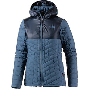 the north face thermoball plus outdoorjacke damen blau im online shop von sportscheck kaufen. Black Bedroom Furniture Sets. Home Design Ideas