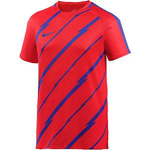 Nike Squad Funktionsshirt Herren orange/blau