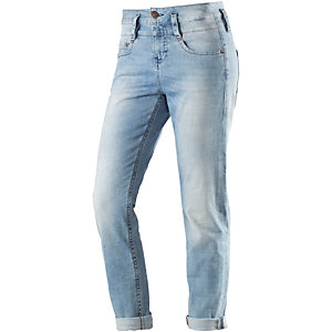 Herrlicher Pitch Boyfriend Jeans Damen light denim