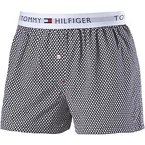 Tommy Hilfiger Shorts Damen navy/weiß