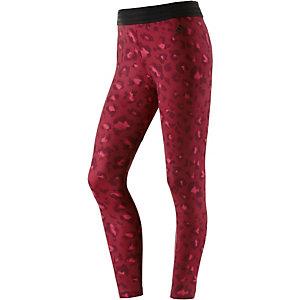 adidas Essentials Tights Damen rot/pink