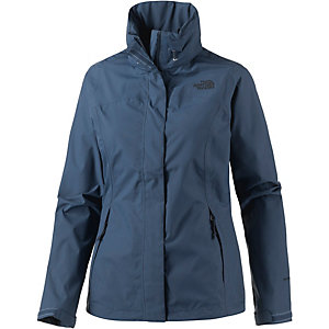 The North Face Sangro Regenjacke Damen blau