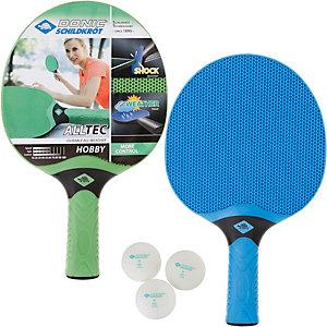 Donic-Schildkröt TT 2er Set Outdoor Tischtennis Set -