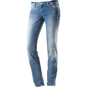 Mavi Lindy Skinny Fit Jeans Damen used denim