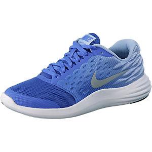 Nike Lunarstelos Laufschuhe Mädchen blau