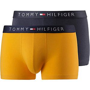 Tommy Hilfiger Boxer Herren blau/gelb