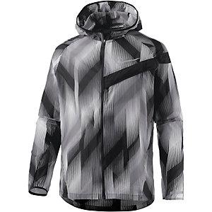 Nike Impossibly Light Laufjacke Herren schwarz/weiß