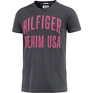 Tommy Hilfiger T-Shirt Herren dunkelgrau