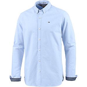 Tommy Hilfiger Langarmhemd Herren hellblau
