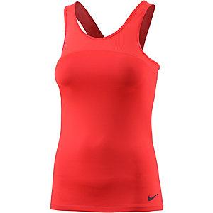 Nike Pro Hypercool Tanktop Damen rot