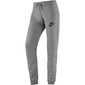 Nike Rally Sweathose Damen grau/melange