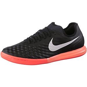 Nike MAGISTAX FINALE II IC Fußballschuhe Herren schwarz/orange