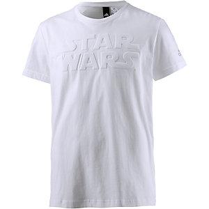 adidas Star Wars T-Shirt Herren weiß