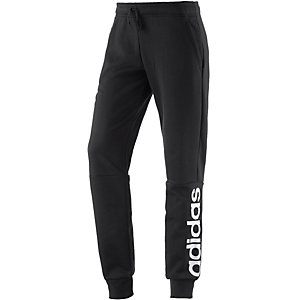 adidas Essentials Sweathose Damen schwarz