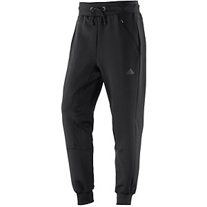 adidas Trainingshose Damen schwarz