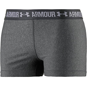 Under Armour Heatgear Tights Damen grau/anthrazit/melange