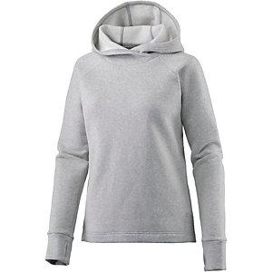 Bench Sweatshirt Damen graumelange