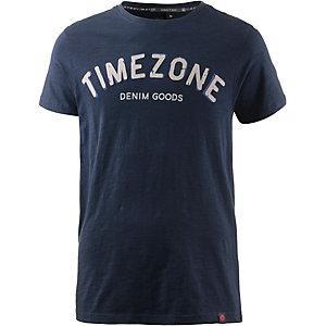 TIMEZONE T-Shirt Herren dunkelblau