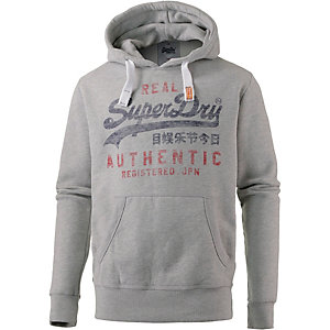 Superdry Sweatshirt Herren grau