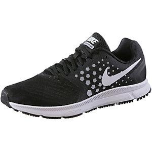 Nike Zoom Span Laufschuhe Herren schwarz