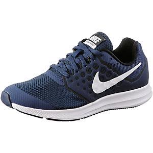 Nike Downshifter Laufschuhe Jungen navy