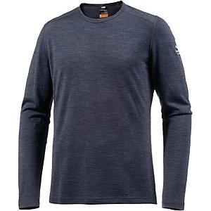 Icebreaker Oasis Unterhemd Herren blau/melange