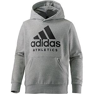 adidas SID Branded Sweatshirt Herren grau