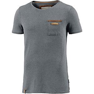 Naketano Suppenkasper VI T-Shirt Herren blau washed