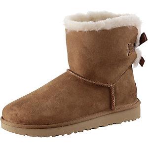 Ugg Australia Mini Bailey BOW II Stiefel Damen beige