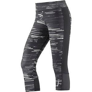 Reebok Workout Urbeam Tights Damen schwarz/grau