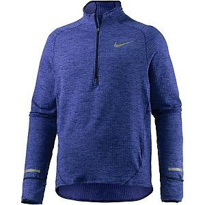 Nike Element Sphere Laufshirt Herren blau