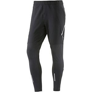 Nike City Hybrid Laufhose Herren schwarz