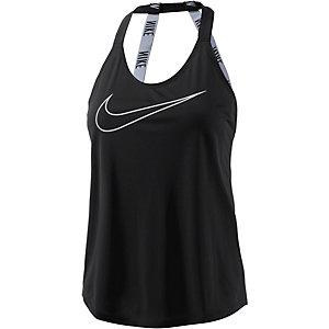 Nike Breath Elastika Funktionstank Damen schwarz